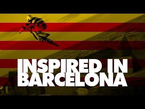 Danny MacAskill – Inspired In Barcelona