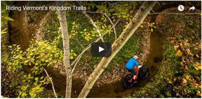Riding Vermont's Kingdom Trails
